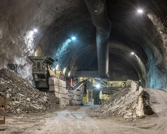 Brenner Basistunnelgesellschaft (BBT SE) stoppt Baustellenbetrieb
