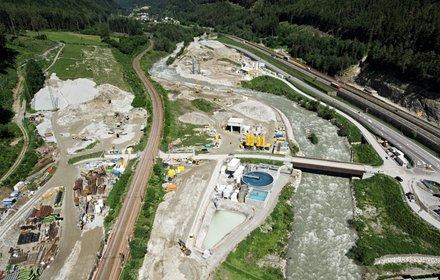 Sottoattraversamento Isarco