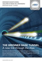 The Brenner Base Tunnel - a new link through the Alps