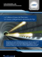 La Galleria di Base del Brennero - un nuovo collegamento attraverso le Alpi
