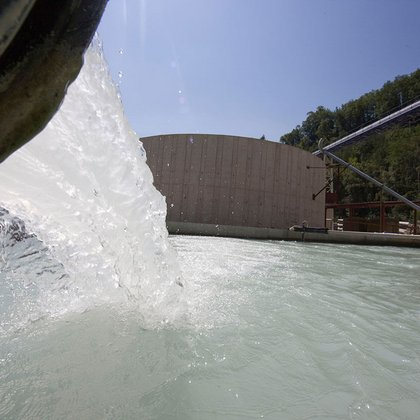 Hightech für sauberes Wasser