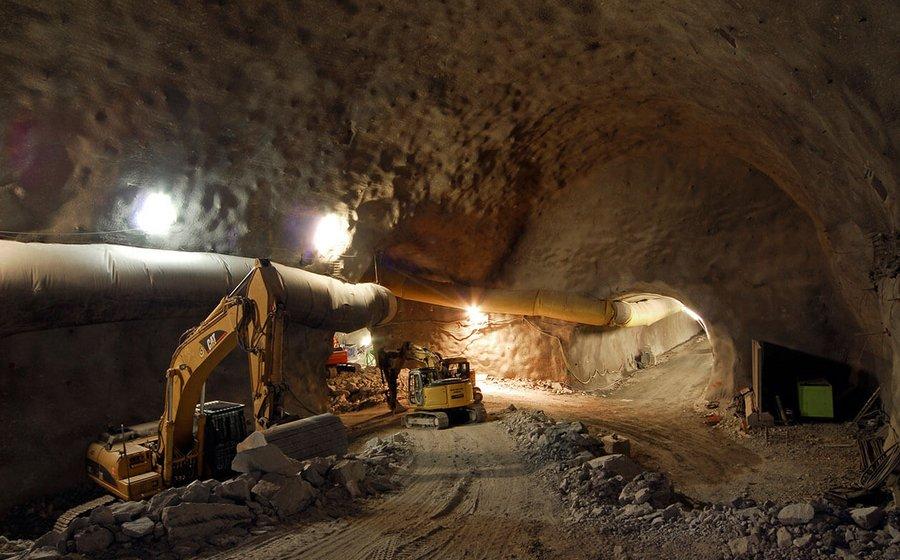Tunnel, Röhren & Stollen