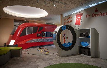 BBT Tunnel World