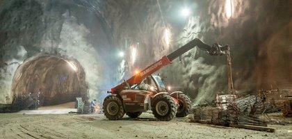 Baustellenbesuch Mauls, Italien