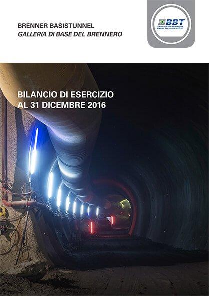 Bilancio 2016
