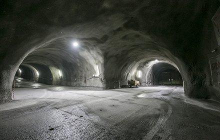Baulos Tulfes-Pfons: Zugangstunnel Ahrental – Abzweigungskaverne zum Erkundungsstollen