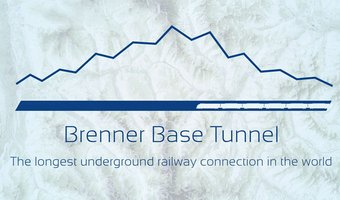 Brenner Base Tunnel - 3D animation 2021