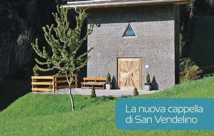 La nuova capella die San Vendelino