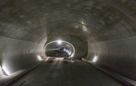 Construction lot Tulfes-Pfons: Enlargement chamber